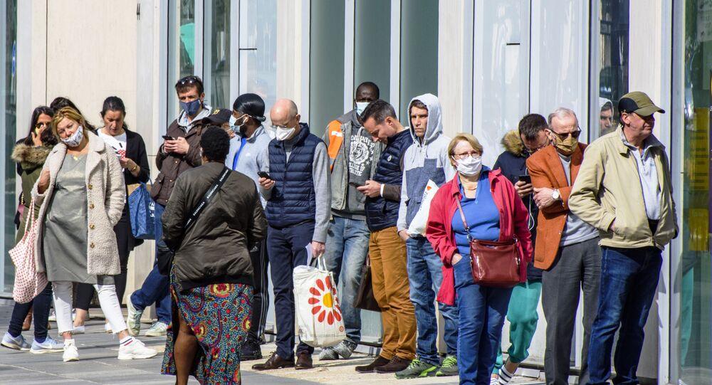 Situação em Paris após o relaxamento de medidas restritivas adotadas em meio ao surto do novo coronavírus na França (arquivo)