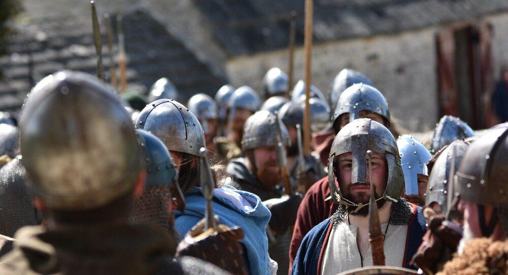 Guerreiros viking