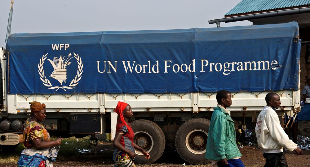 Programa Mundial de Alimentos da ONU