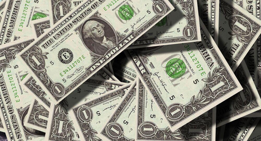 Dólar dos EUA (imagem referencial)