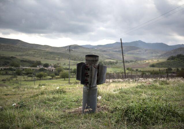 Conflito em Nagorno-Karabakh