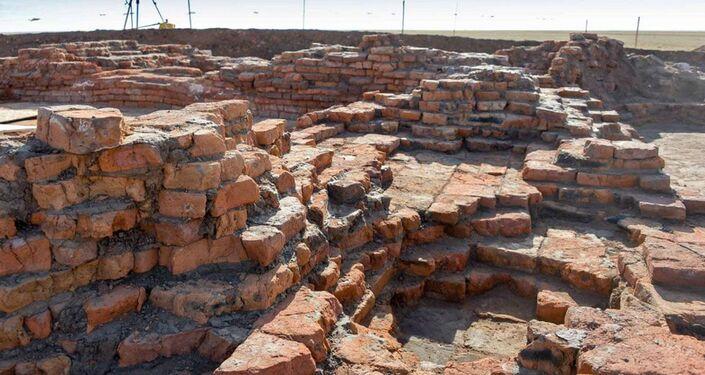 Centro político e cultural da Horda Dourada descoberto no norte do Cazaquistão
