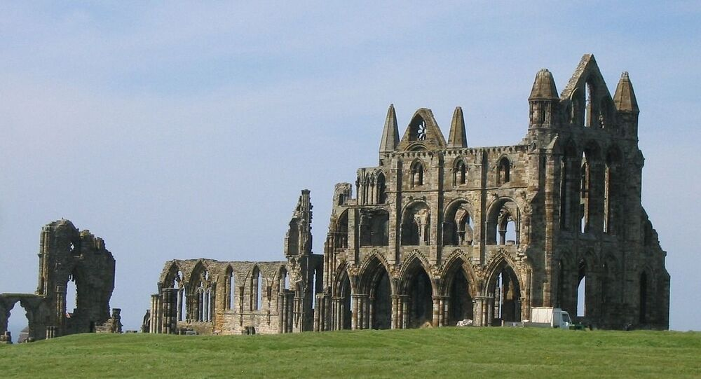 Abadia britânica (imagem referencial)