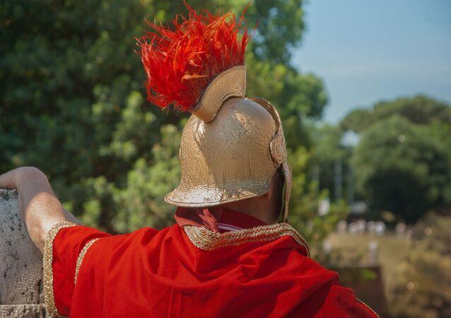 Centurião romano (imagem referencial)