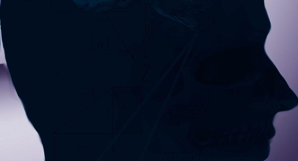 Cabeça humana (imagem referencial)