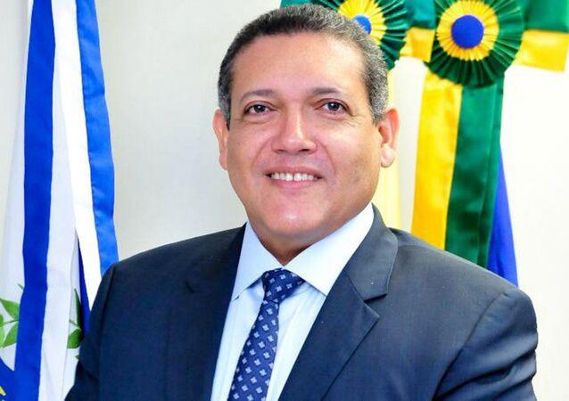 Kassio Nunes Marques foi indicado para assumir a vaga no STF deixada por Celso de Mello, que se aposentou