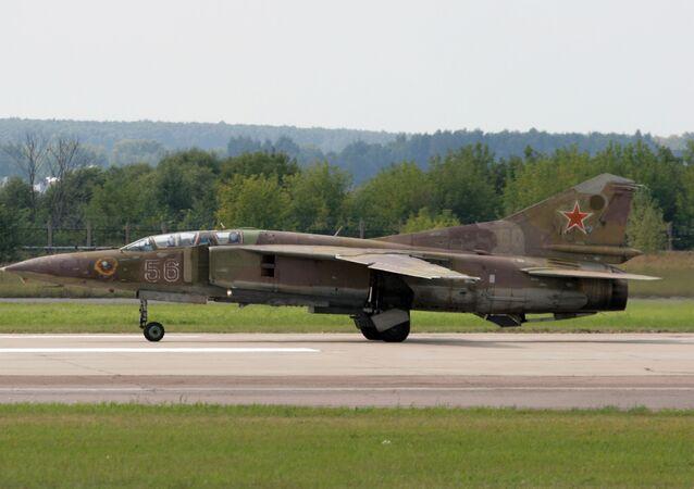 Caça MiG-23