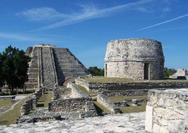 Templos maias (imagem referencial)