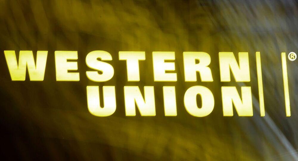 Logo da Western Union