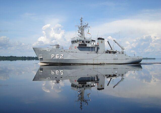 Navio-Patrulha (NPa) Bocaina, subordinado do Comando 4º Distrito Naval, da Marinha do Brasil.