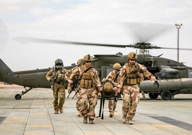 Forças Armadas norueguesas no Iraque