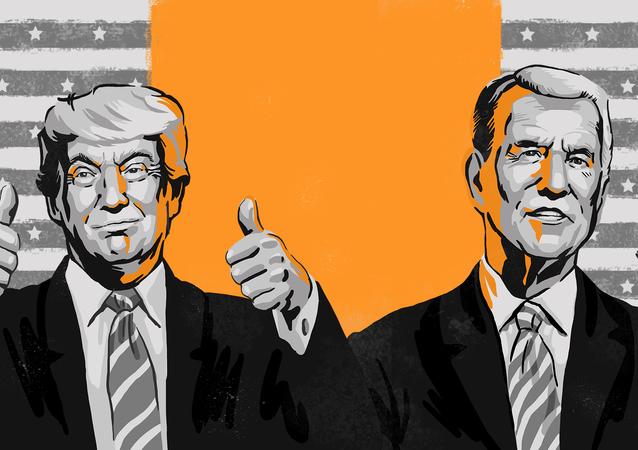 Eleições presidenciais nos EUA: apuração dos votos em tempo real