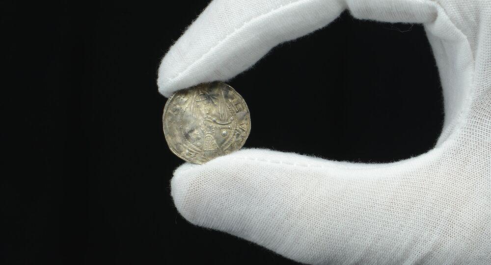Moeda rara do século XII encontrada em Pickering, no norte de Yorkshire