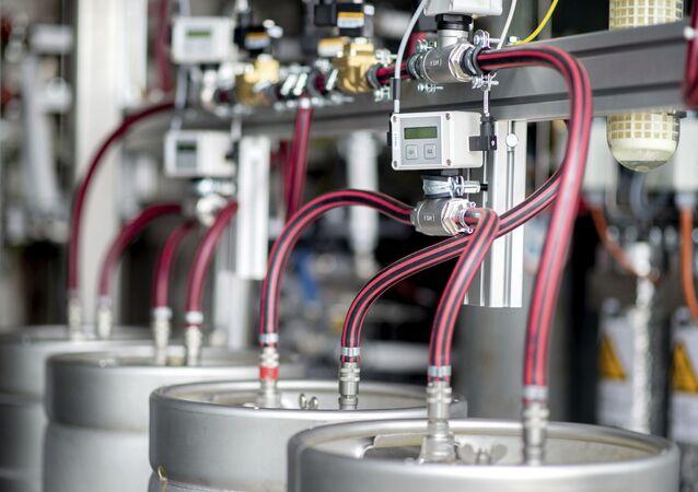 Equipamento técnico para o eletrolisador de uma planta de produção de hidrogênio