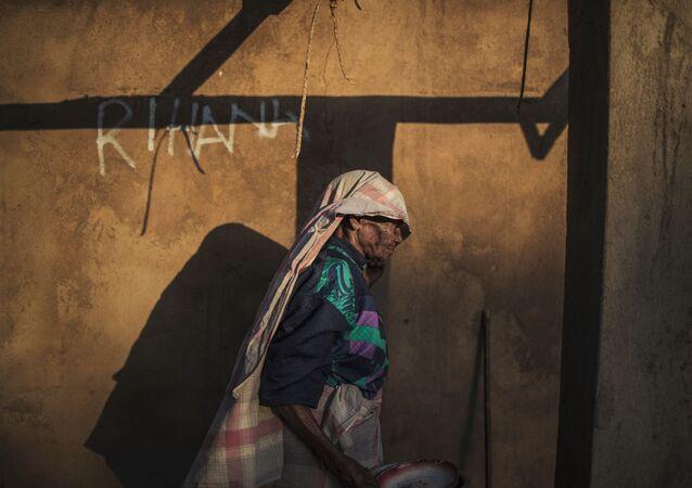 Sobrevivente de ataque islamista em Moçambique