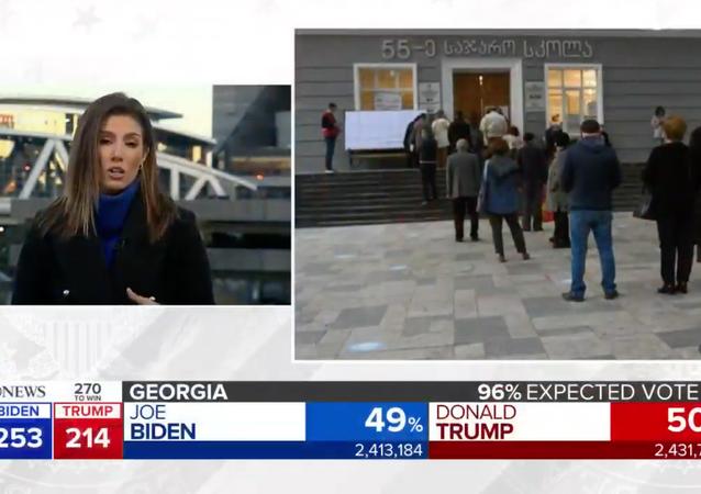 ABC confunde estado Geórgia com o país homônimo