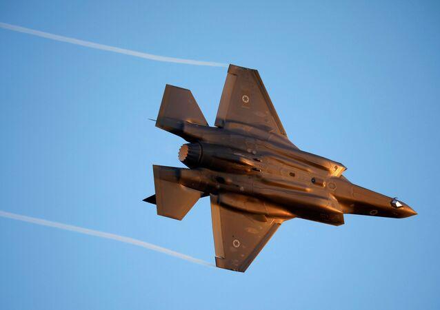 Caça furtivo F-35 da Lockheed Martin
