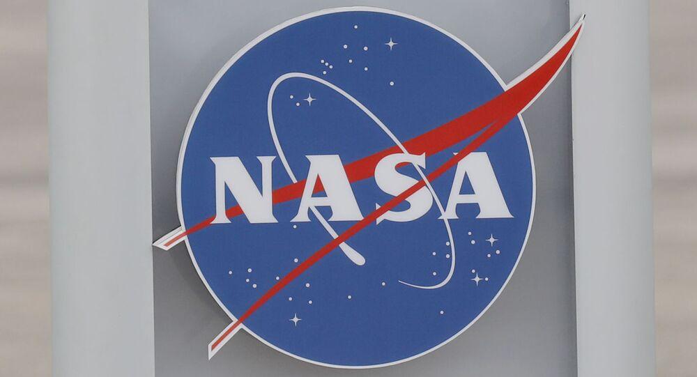 Jim Bridenstine, administrador da NASA, fala durante uma coletiva de imprensa em Cabo Canaveral, Flórida, EUA, 8 de novembro de 2020
