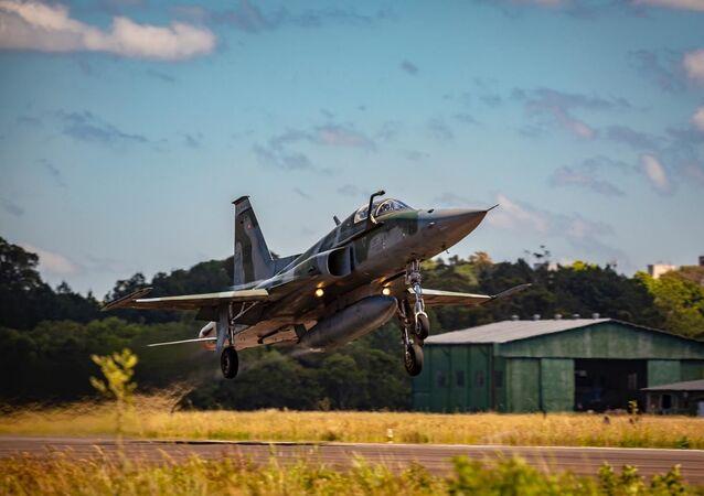 Caça da Força Aérea Brasileira