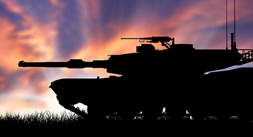 Tanque do Exército dos EUA