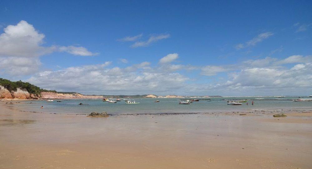 Pipa, no Rio Grande do Norte, é um dos principais destinos turísticos do Brasil
