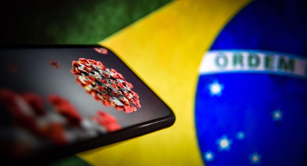 COVID-19 no Brasil