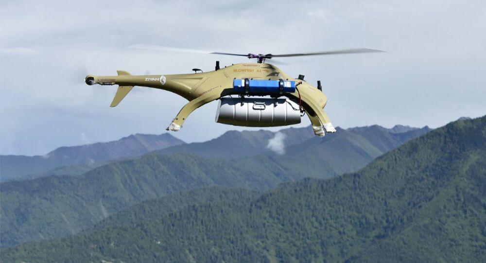Drone chinês Blowfish A2