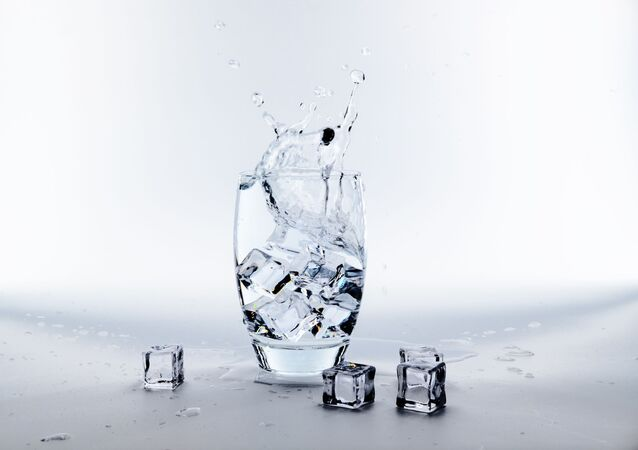 Cubos de gelo