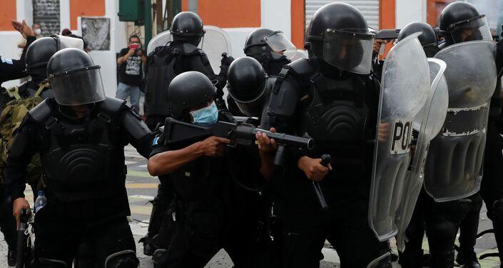 Polícia da Guatemala