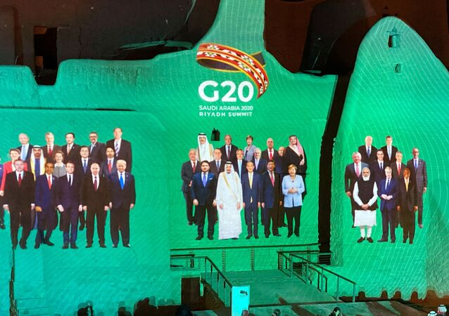 Cúpula dos Líderes do G20