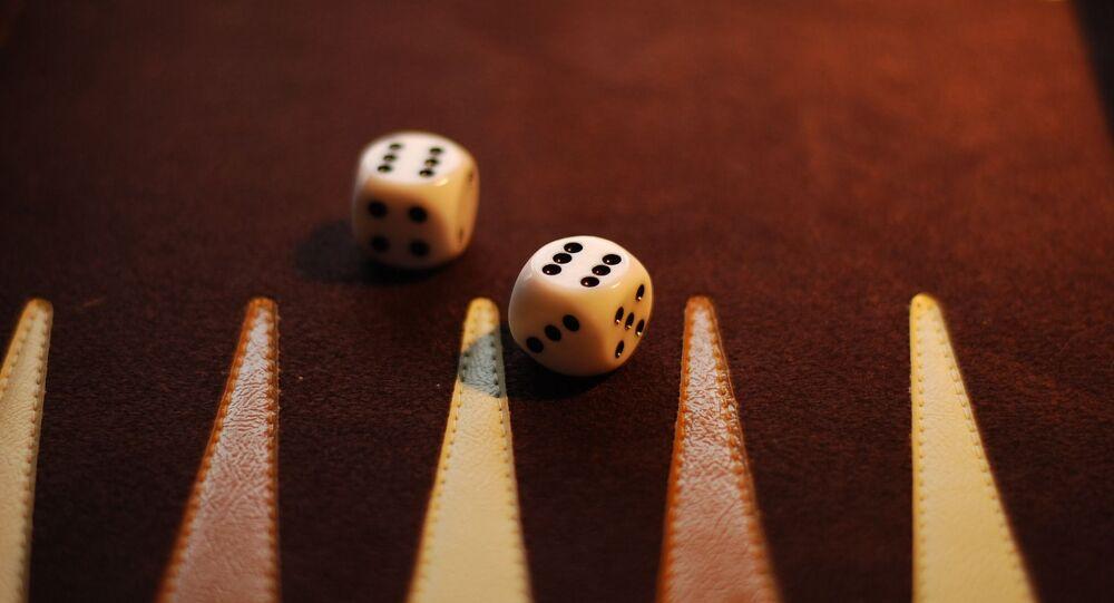 Dado de jogo (imagem ilustrativa)