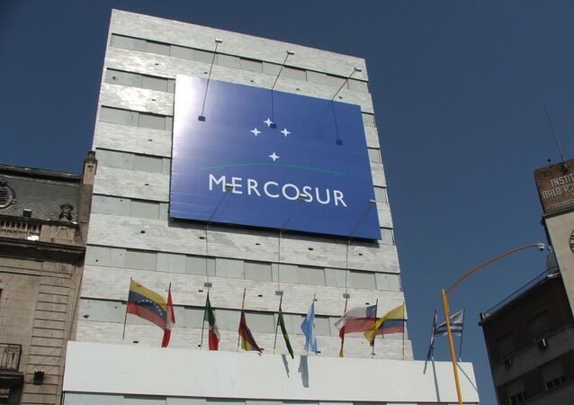 Sede do Mercosul