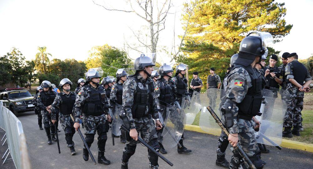 Brigada Militar do Rio Grande do Sul (imagem referencial)