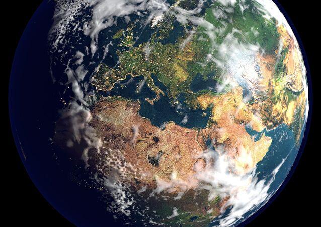 Terra (imagem referencial)
