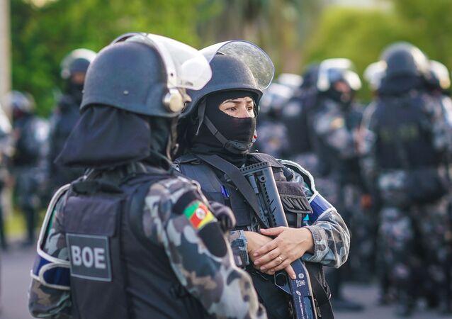Policiais do Rio Grande do Sul