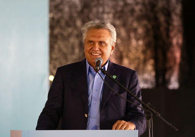 Ronaldo Caiado (DEM), governador do estado de Goiás