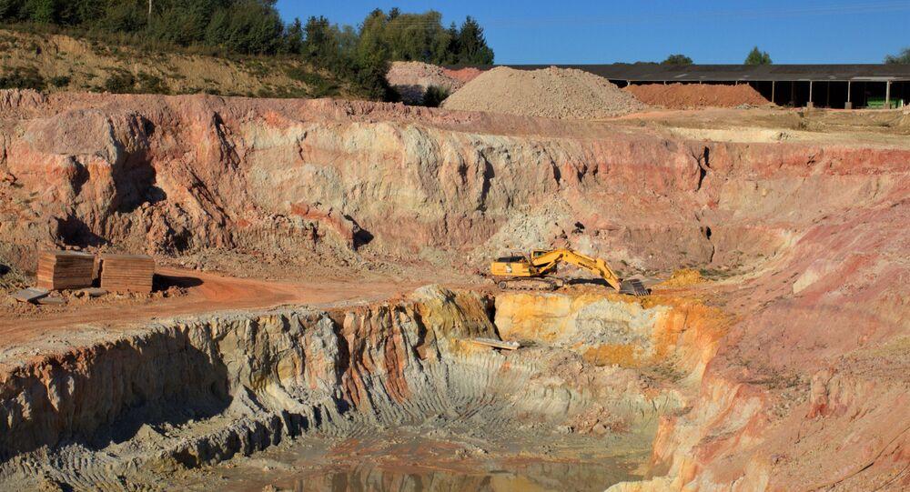 Escavação (imagem referencial)
