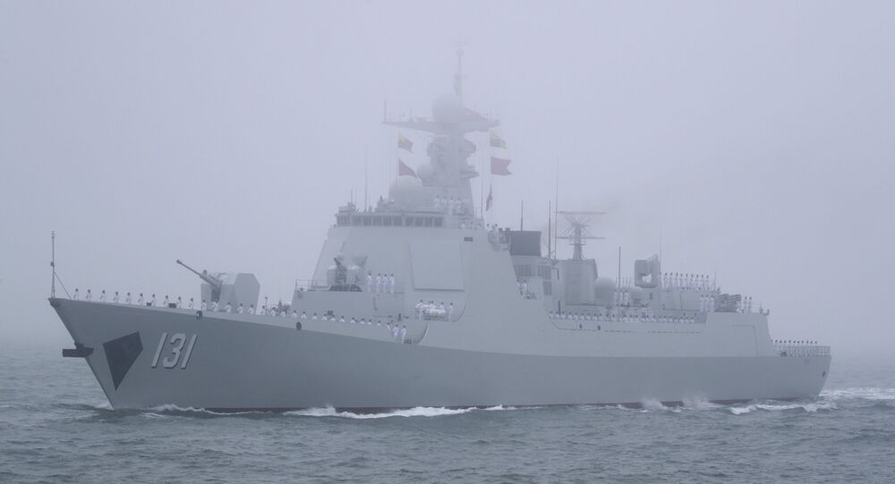 Destróier chinês, Type 052D
