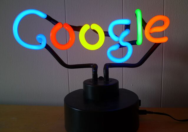 Neon Google