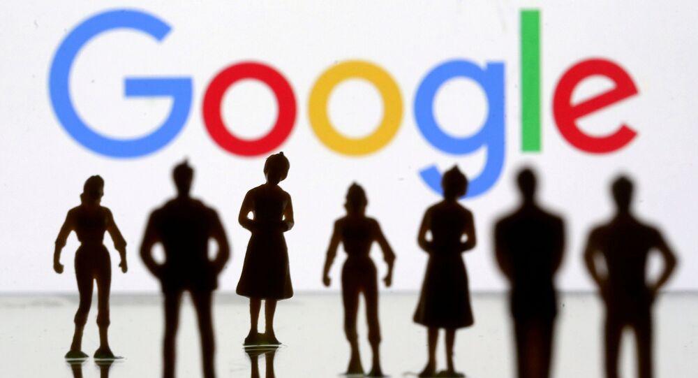 Logotipo do Google (foto de arquivo)