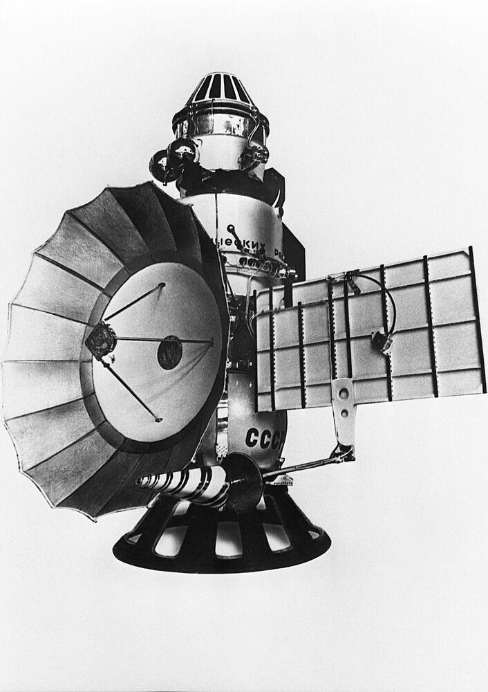 Sonda espacial Venera 7