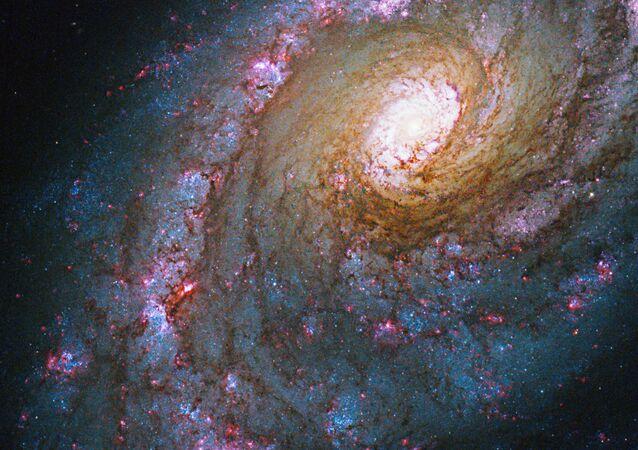 Caldwell 45 (ou NGC 5248) é uma galáxia espiral localizada na constelação de Bootes, sendo notável pela estrutura anelar em torno de seu núcleo. Estes anéis nucleares caracterizam-se por pontos quentes de formação de estrelas, onde as estrelas se formam mais frequentemente do que o normal