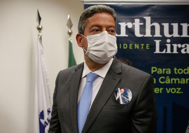 O deputado federal Arthur Lira (PP-AL)