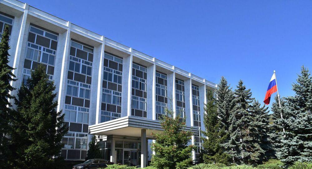 Embaixada da Rússia na Bulgária (foto de arquivo)