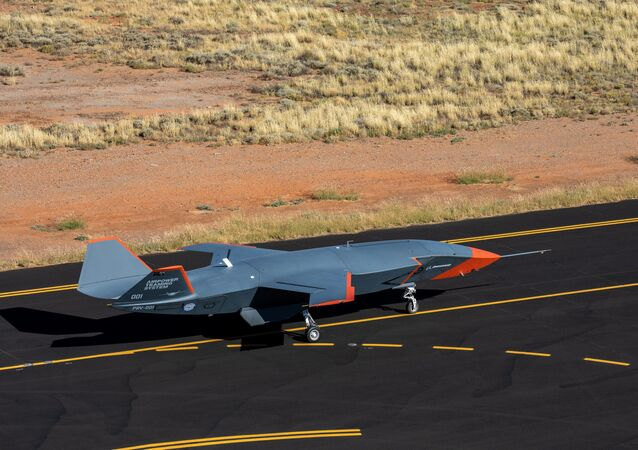 Drone de ataque Loyal Wingman da Boeing