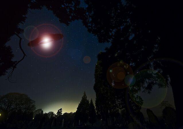 OVNI (imagem referencial)