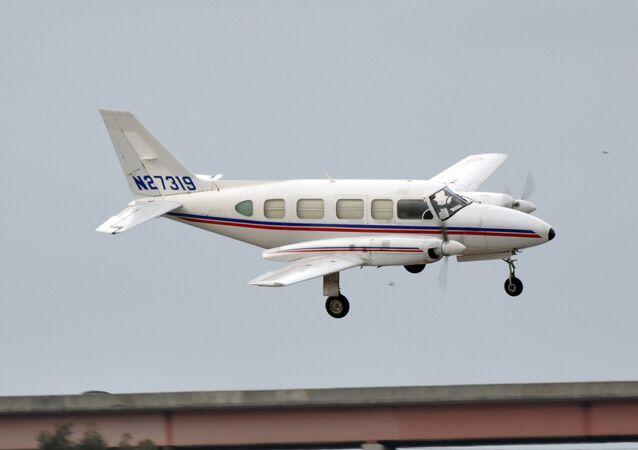 Avião Piper PA-31