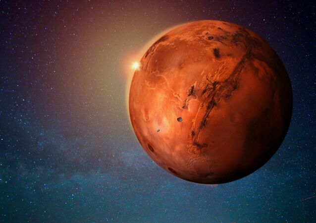 Marte (imagem referencial)