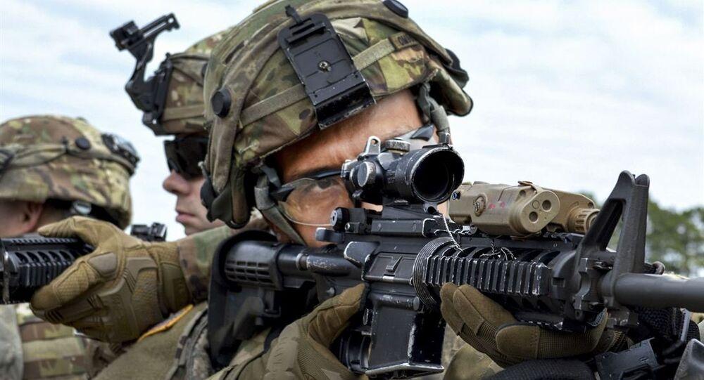Militares dos EUA (imagem referencial)