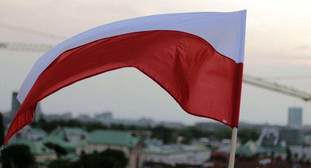 Bandeira polonesa